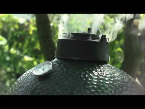 Video Big Green Egg Medium