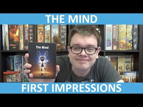 The Mind - First Impressions - slickerdrips