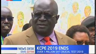 Magoha: 2019 KCPE results to be out before Christmas