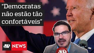 Constantino: Participação de Obama é sinal de desconforto entre os democratas