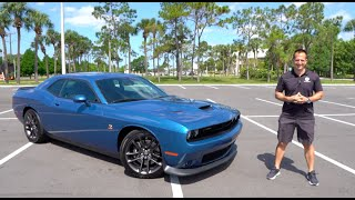 Is The 2020 Dodge Challenger Scat Pack In Frostbite The Muscle Car To BUY?