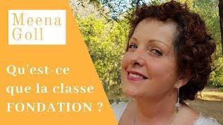 Meena Goll présente la 2ème classe XMEN en France