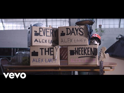 Alex Lahey - Every Day's The Weekend (Official Video)