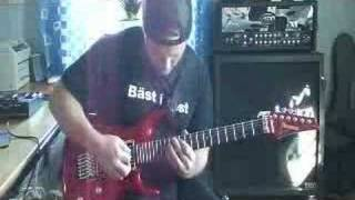Cryin by Joe Satriani played by Forsman