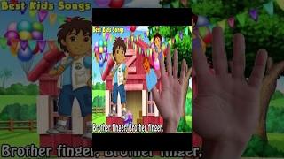 Dora the Explorer – Finger Family Song Collection – Nursery Rhymes Dora Finger Family for Kids