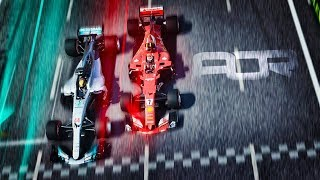 WHAT A RACE - F1 2017 AOR Italy