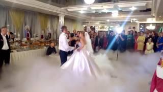 Професійна постановка весільного танцю - Тарас і Христина