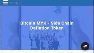 Bitcoin MYK - Important Update - Burn/Forks/Elections/Doge Coin