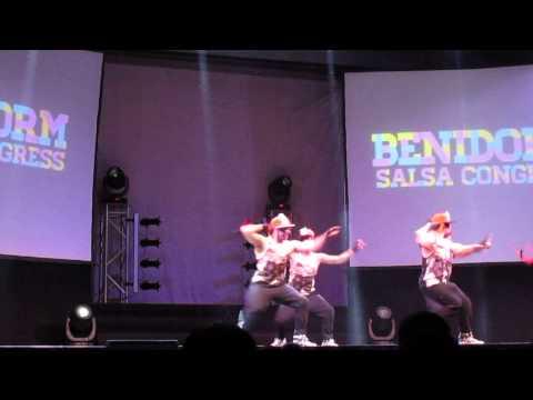 Franco Rocha y su Cachanga Poderosa Benidorm Salsa Congress