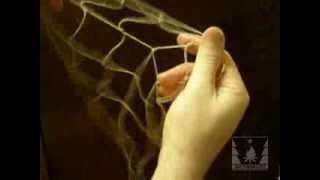 Как сплести сетку для рыбалки своими руками