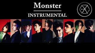 EXO - Monster (Instrumental) [Audio]