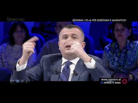 Saimir Tahiri sherr me gazetarin: Ti kokra e idiotit