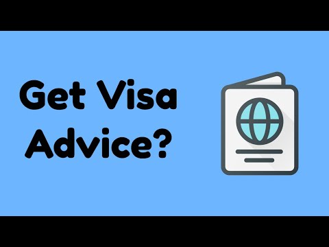 12.Where can i get visa advice from?