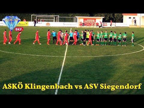 Klingenbach - Siegendorf 1:1