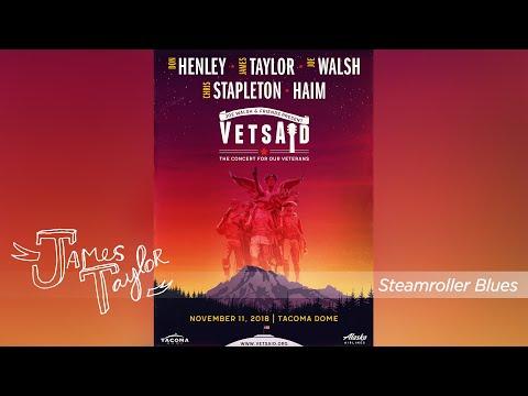 Steamroller Blues (VetsAid with Joe Walsh, Tacoma, 11/11/18)