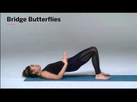 Butterfly Hip Bridge