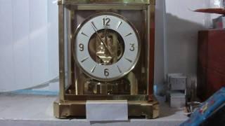 Atmos clock, LeCoultre, swiss