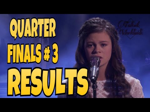 The Results #3 - AGT 2017 - Chase Goehring, Colin Cloud, Angelina Green and more | Talent Worldwid (видео)