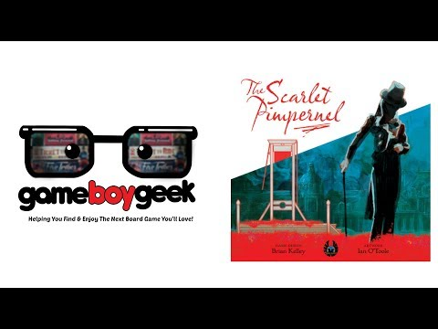 The Game Boy Geek Previews Scarlet Pimpernell