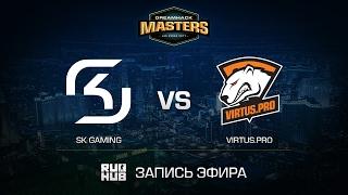 SK Gaming vs Virtus.pro - DH Las Vegas - map2 - de_train [yxo, Enkanis]