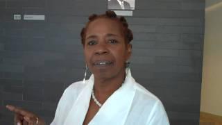 Dr. Iyanla Vanzant tours ICRCM.MP4