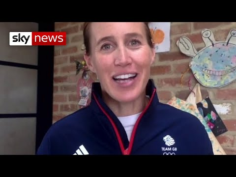 Olympic gold medallist Helen Glover on her rowing comeback at the Tokyo Games