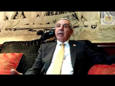 (من لشبونة برفقة الرئيس/السيىسى )،الوزير/ طارق قابيل يتحدث عن العلاقات الاقتصادية بين مصر والبرتغال
