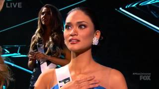Miss Universe 2015 De-crowned Mistake (Full Video) by Steve Harvey