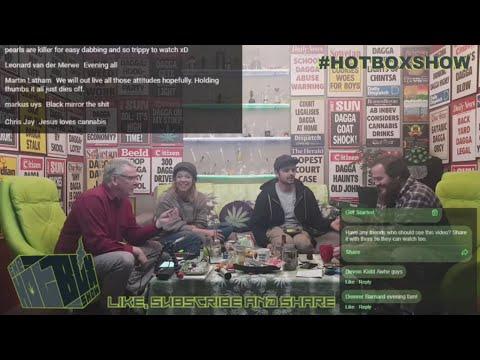 The #HotboxShow Ep 94 Ft. Vortex Quartz Bangers