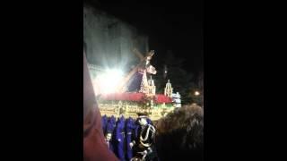 preview picture of video 'Semana santa Villarrubia de los Ojos. Salida de Jesús Nazareno'