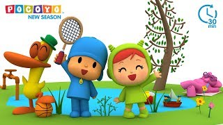 Outdoors fun with Pocoyo