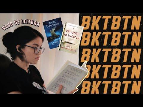 vlog de leitura // três livros em uma semana, +600 páginas & opiniões impopulares | #MLI2020 #BKTBTN