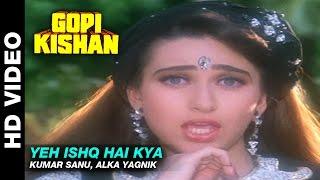 Yeh Ishq Hai Kya - Gopi Kishan | Kumar Sanu, Alka Yagnik