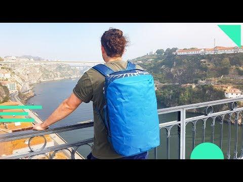 Osprey Transporter 40 Review | Carry-On Travel Duffel, Backpack & Messenger Bag