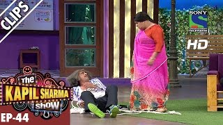 Santosh Wants To Murder DrGulati  The Kapil Sharma Show  Episode 44  18th September 2016