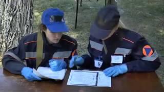 Cоревнования на лучшую санитарную и добровольную пожарную дружину прошли в Могилёве 08 06 2018