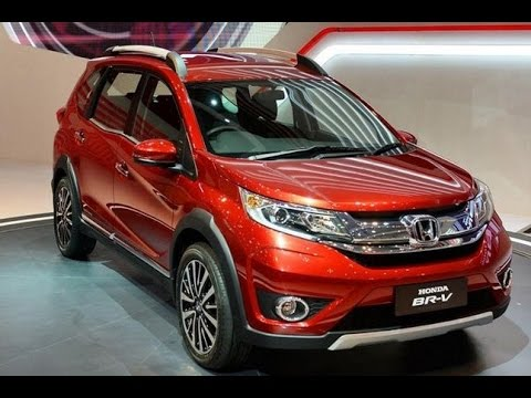First Look of Honda Small SUV - Called BRV- Hyundai Creta Competitor