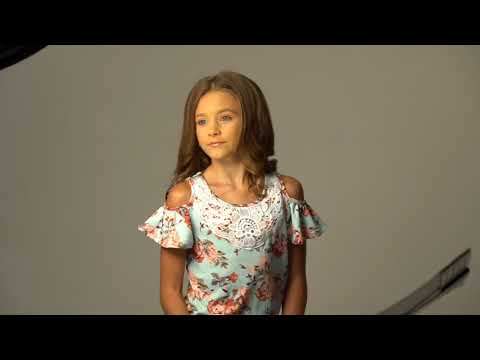Preteen Fashion Shoot - Featuring Tori Brown - Cook Studio