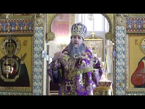 Слово митрополита Даниила в день прп. Иоанна Лествичника