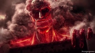 Attack On Titan Wings Of Freedom  Game Movie All Cutscenes  English