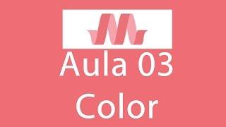 Curso Materialize CSS - Aula 03 | Color