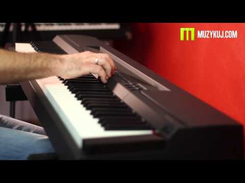 Yamaha P-255 - Sound Test Review