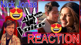 "Nick Jonas Performs ""Until We Meet Again"" - The Voice Finale 2020 REACTION"