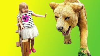 Мини Зоопарк в торговом центре