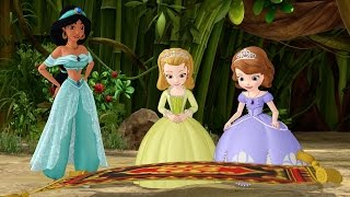 The Ride of Our Lives | Sofia the First | Official Music Video | Disney Junior