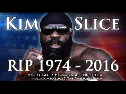 Kimbo Slice Rip 1974 – 2016