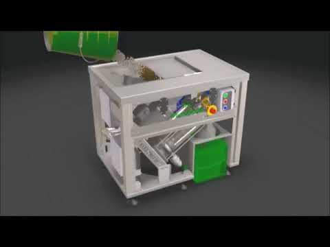 Video The Green Machine - Waste Pro II