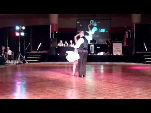 Bill Brod and Linda Facciponte - Dancing with the Stars - Syracuse 2011