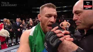 Conor McGregor • TRASH Talking Fans, Reporters and Bystanders