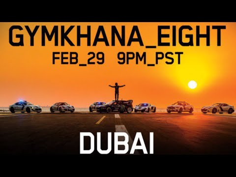 Download Gymkhana 8 Release Date Mp4 HD Video and MP3